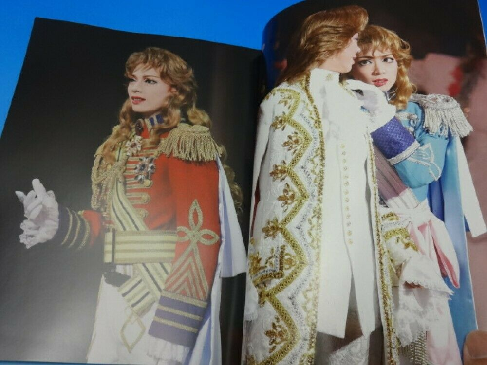 The Rose of Versailles Featured Proguram II Takarazuka Musical Book  S-l1600-2--56c9376