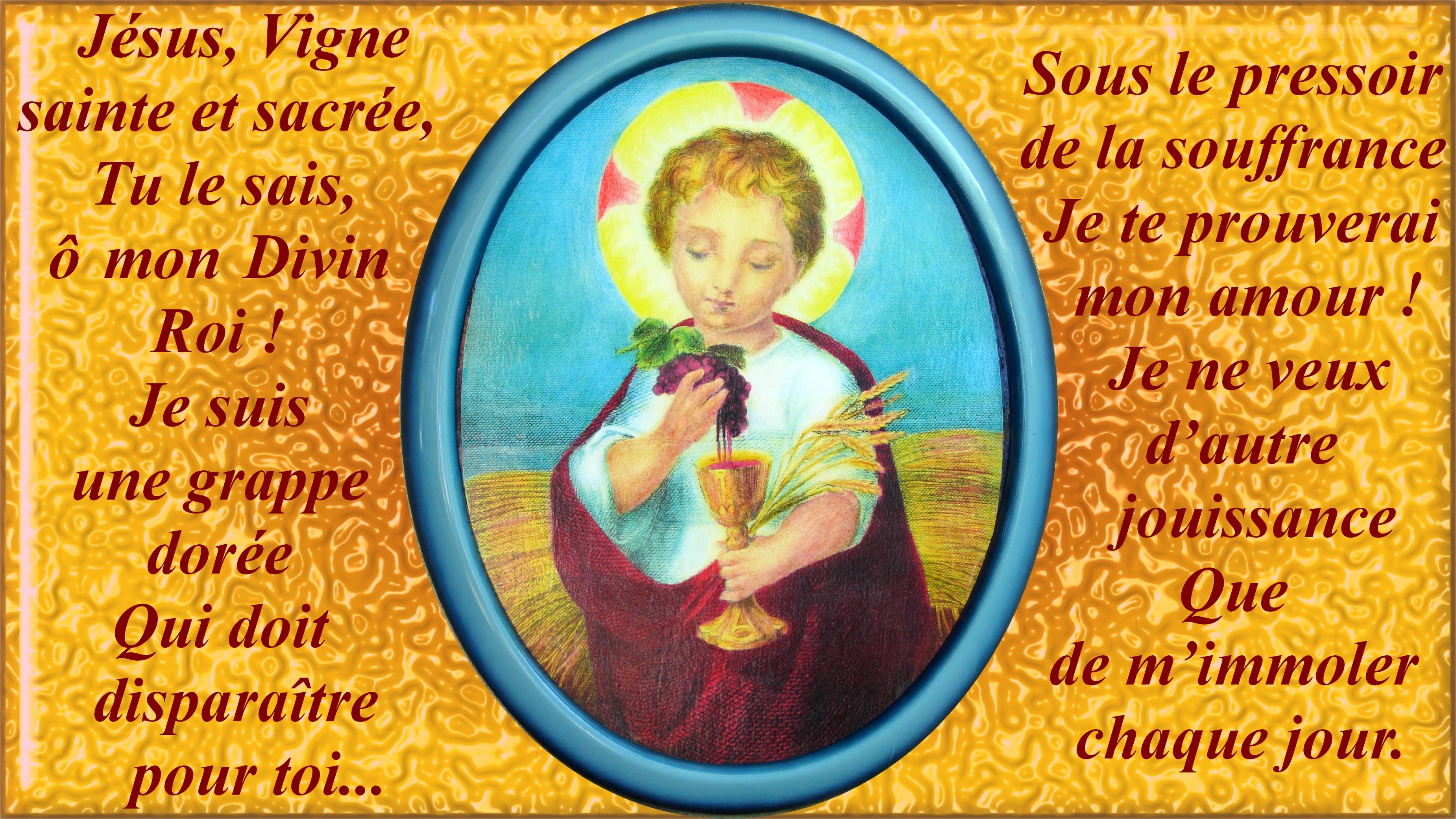 NEUVAINE de NOËL J-sus-enfant-pres...e-calice-56e04e9