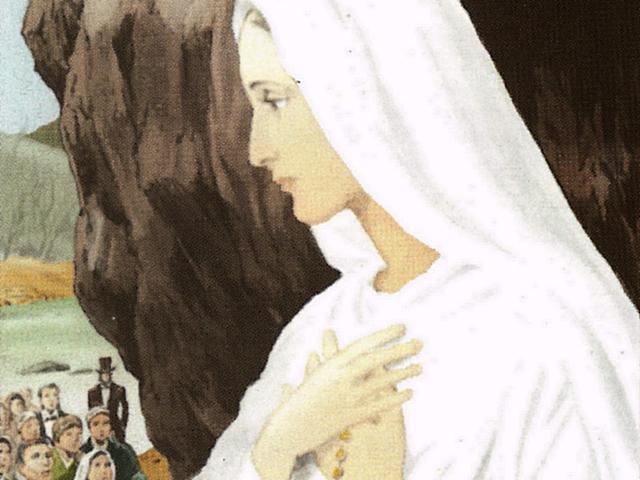 AVE MARIA de LOURDES (Cantique de Procession) Notre-dame-de-lou...p-cheurs-570ab55