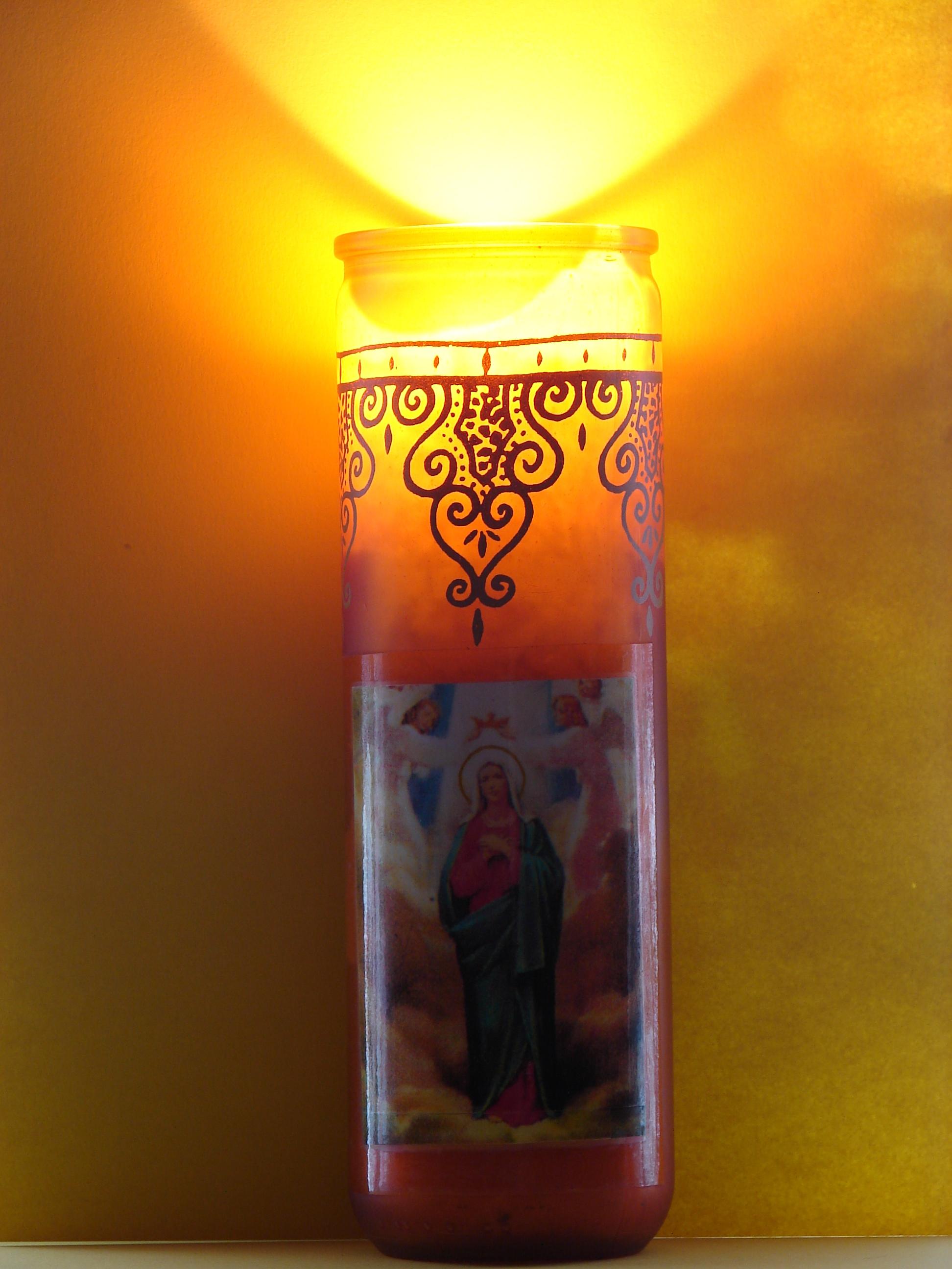 Le Rosaire en Images - Page 5 Cierge-allum-du-c...de-marie-57763bb