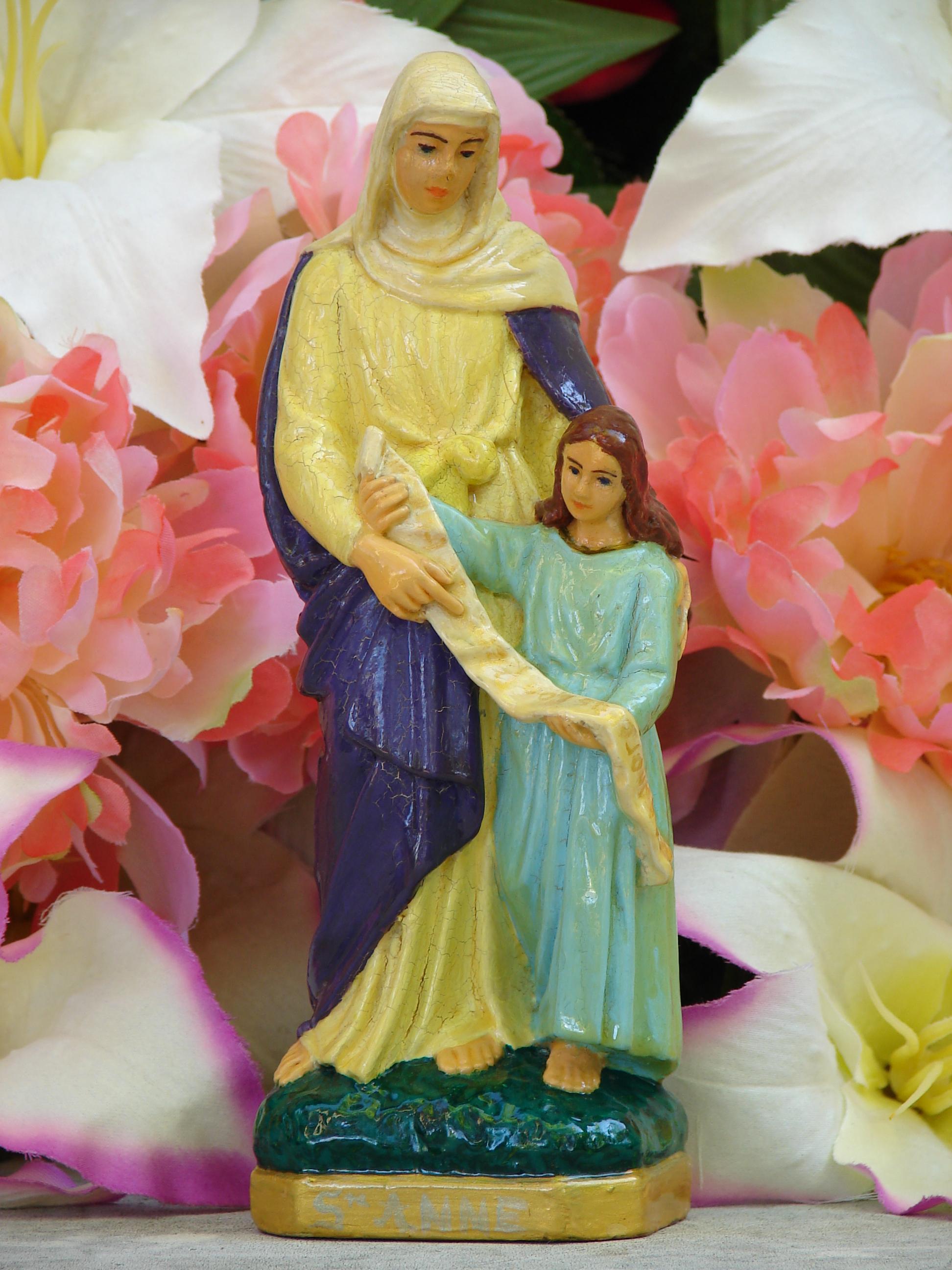 Le CULTE & le PATRONAGE de SAINTE ANNE par le R.P. Mermillod - Page 3 Sainte-anne-57955d1