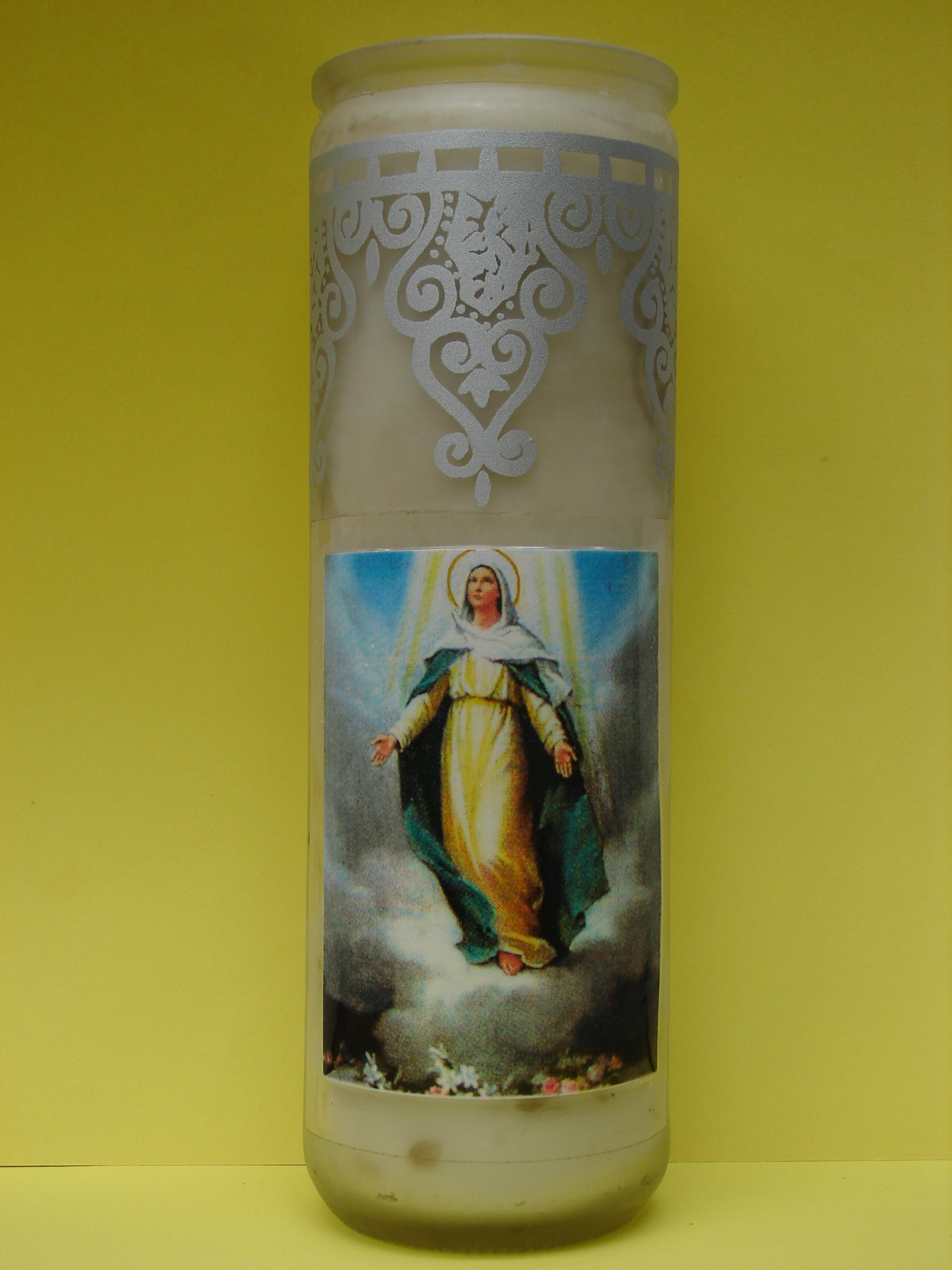 Le Rosaire en Images - Page 5 Cierge-de-l-assomption-574175b